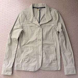 Eddie Bauer Voyager Travel Jacket - Size 8 Tall